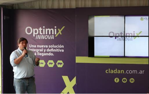Cladan presentó su nueva solución integral para cerdos: Optimix Innova