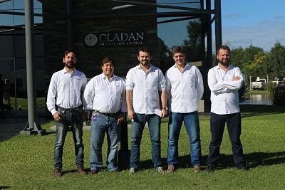 Cladan presentó a su nuevo equipo especializado en porcinos