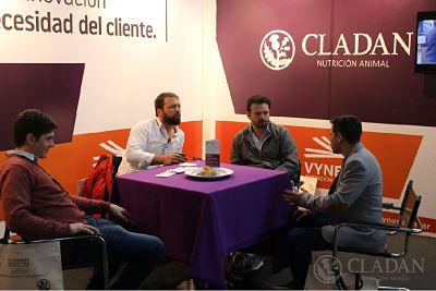 Cladan y Vynes: Una alianza estratégica que se presentó en el VI Congreso Argentino de nutrición animal