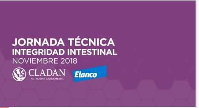 Cladan: Jornada técnica integridad intestinal junto a Elanco