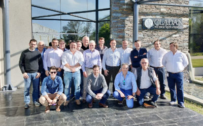 Cladan y su equipo de rumiantes se reúnen con la CAF