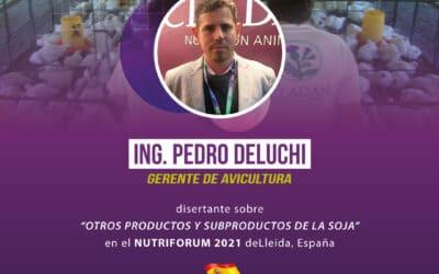 OTROS PRODUCTOS Y SUBPRODUCTOS DERIVADOS DE LA SOJA. Ing. Agr. Pedro Deluchi